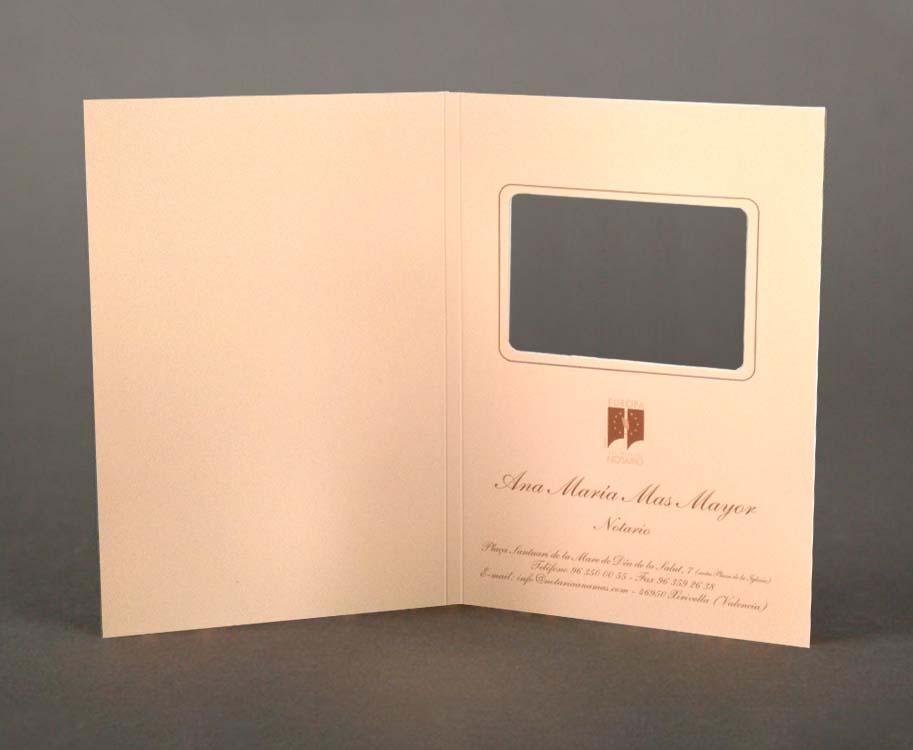 Impresión digital carpetas notario. imprenta digital valencia