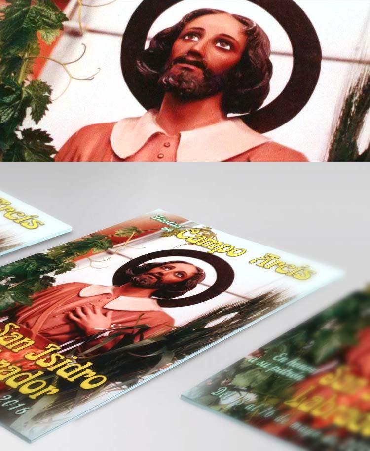 Impresion de revista San Isidro imprenta digital valencia