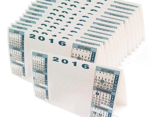 100 CALENDARIOS BARRACA COLOR. 60 €