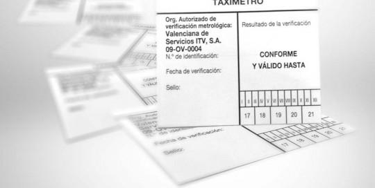 Impresion de etiquetas para taxi imprenta digital valencia