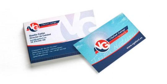 Impresion de tarjetas imprenta digital valencia