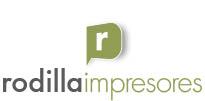 Rodilla Impresores Logo