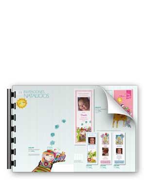 imprenta digital valencia de detalles y complementos natalicios