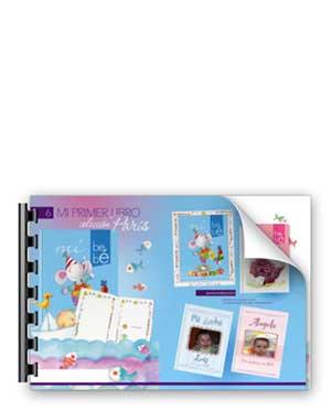 imprenta digital valencia de libros de bebes