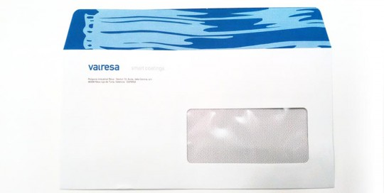Impresion de sobres para Varesa imprenta digital valencia