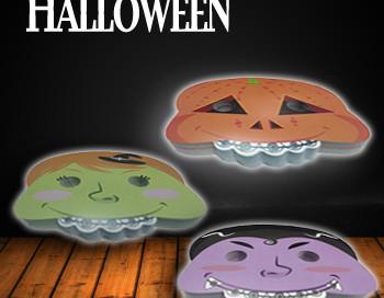 caretas halloween troqueladas